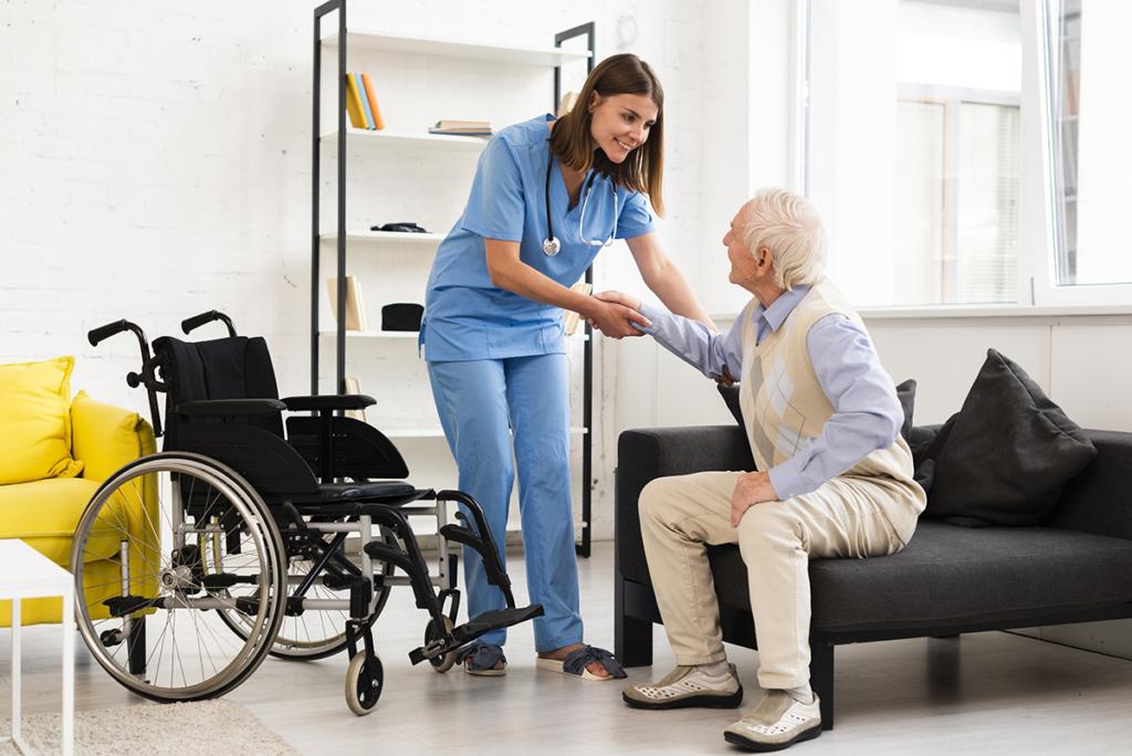 Βοήθεια στο σπίτι, Νοσηλευτική Φροντίδα, Nοσηλεία κατ οίκον Χανιά